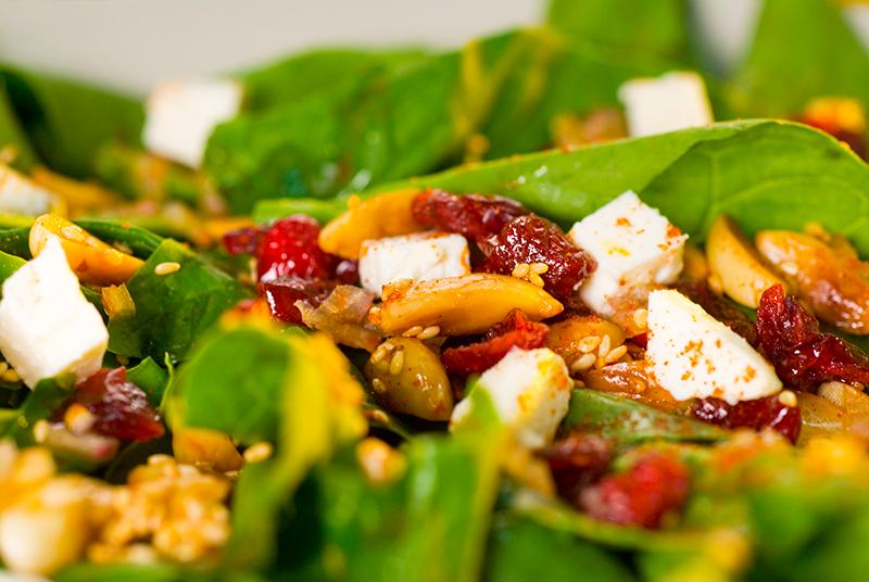 salade cesar restaurant langueux