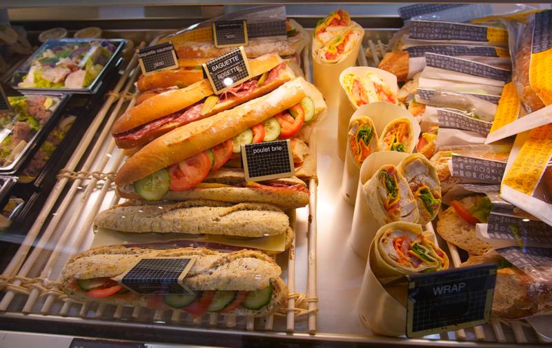snack sandwich langueux