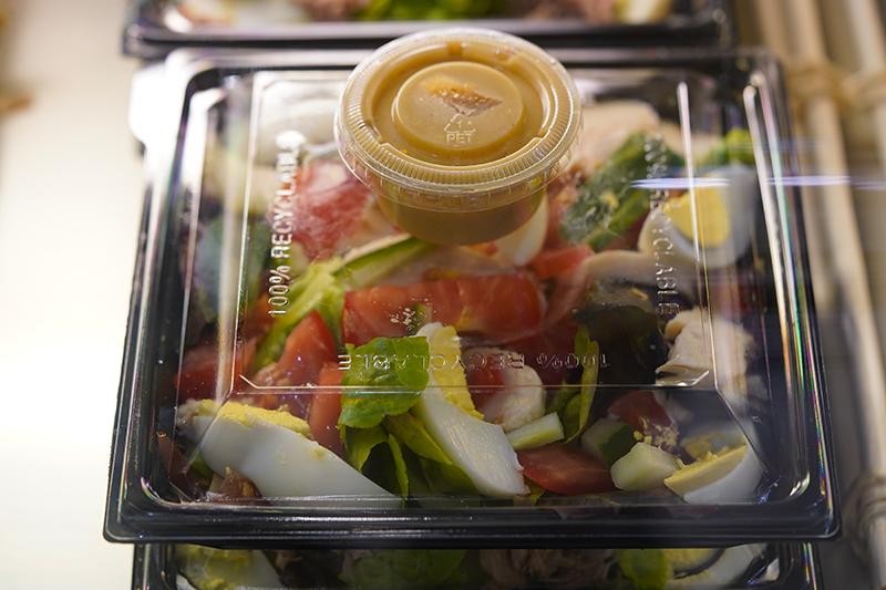 salade fraîche césar langueux