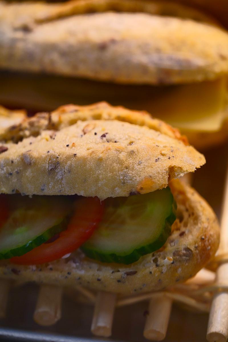 sandwich snack langueux